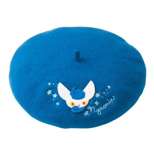 Pokemon Center Original Beret Nyasupa Wanted!!! - Original Beret