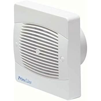 Primeline PEF4020C Centrifugal Bathroom Extractor Fan CF100T with Timer