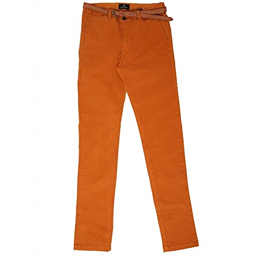 Scotch & Soda Slim Fit Chino Trousers Ginger