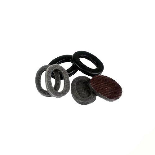 3M Peltor Ohrenschützer Hygiene Kit HY79, Black Earseals, 1 kt / cs