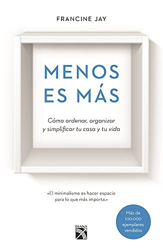 SPA-MENOS ES MAS (Tapa blanda)