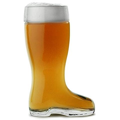 275 ml/Verre à bière en forme de botte de coffre