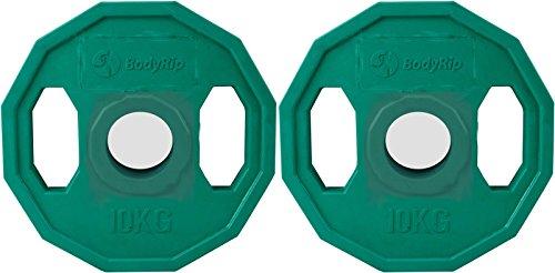 BodyRip-Polygonal-Colour-Coded-Olympic-Weight-Plates