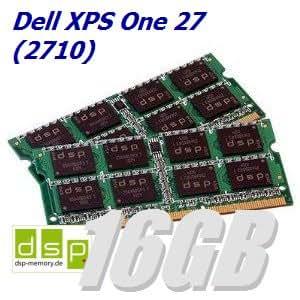 16Go de mémoire/rAM pour ordinateur dell xPS one 2710 27 (lot de 2)