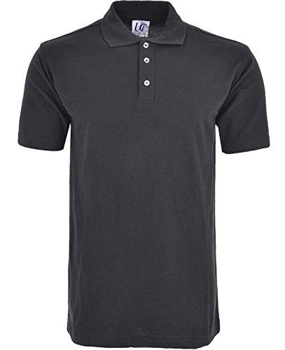 UCi Quality Workwear Herren Poloshirt Small Schwarz