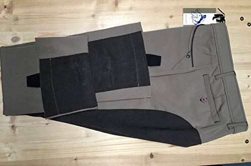 Herren Jodhpurreithose Phil Easy Rider Umber Größe/Farbe 52 / Umber