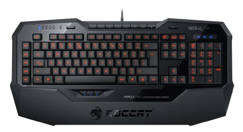 Buy ROCCAT Isku FX UK Gaming Keyboard with Kone XTD Max Customisation Mouse and Taito King Size Mousepad Bundle Reviews