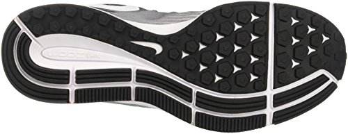 Nike Air Zoom Pegasus 33, Chaussures de Running Compétition Homme Multicolore (Stealth/white-pure Platinum-black)