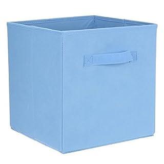 Alsapan Compo Fabric Storage Box, 28 x 27 x 27 cm, Light Blue