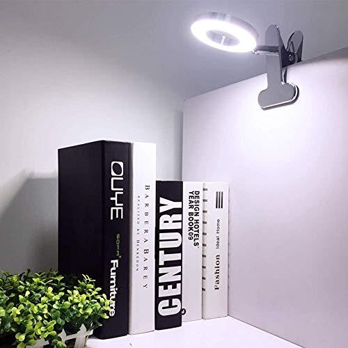 haltsschreibtischlampe, Klammerlicht Creative Dormitory College Tischlampe Leselampe Nachtlicht Augenschutz Nachttischlampe Leselampe Schlafzimmerlampe Make-up Licht Augenschutz D ()