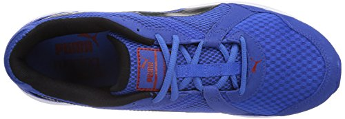 Puma Descendant v2 Herren Hallenschuhe Blau (10 strong blue-black-red)
