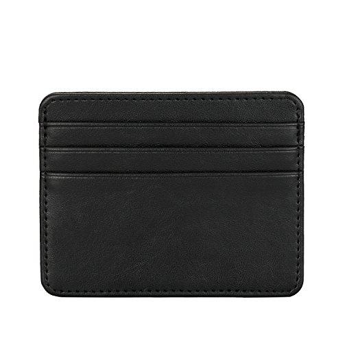 Männer Ledergeldbeutel Kreditkarte fall Inhaber - Einzigartige Kreditkarte Handtasche für Männer (Seite 2 Id-card-inhaber)