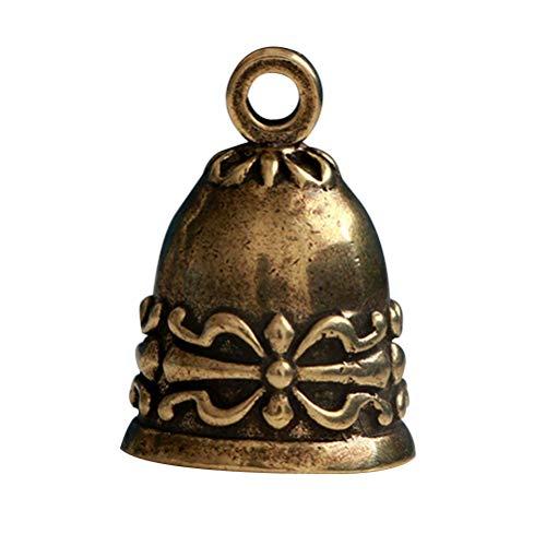 SUPVOX Campana cobre Campana cobre Campana bronce