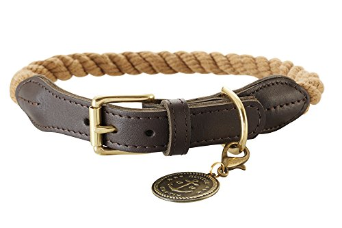 Hunter Halsband mit Seil
