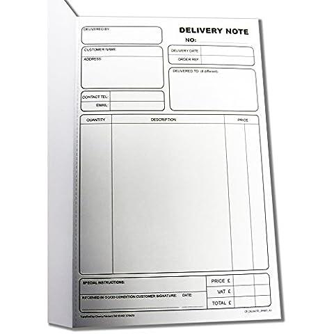 autocopiante consegna Duplicate Libro A550Set - Autocopiante Fattura Libro