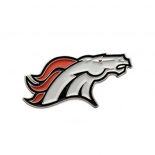 Denver Broncos Offizielles American Football Geschenk Badge–A Great Weihnachten/Geburtstag Geschenk Idee für Männer und - Souvenirs Denver