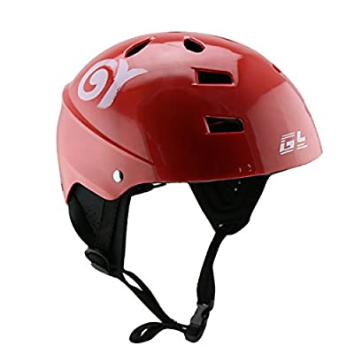 Water Sports Helmet Kayak Boating Head Protector Caneoing Equipment from GYSPORTS