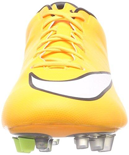 Mercurial laser Arancione Concorrenza Calcio Scarpe 800 Veloce Nike arancione Uomo Nero Bianco Da Volt aUAqBWd