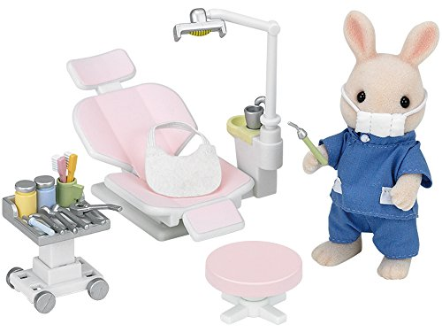 SYLVANIAN FAMILIES - Set Dentista Country Epoch 2817