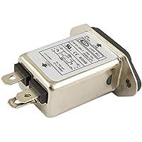 AC250V 10A filtro de 50 / 60Hz IEC 320 C14 Power Line EMI