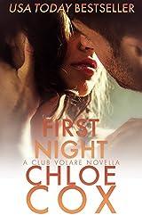 First Night (Club Volare): A Club Volare Prequel Novella (English Edition)