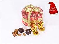 Christmas Rich Dry Fruit Chocolates in Gift Box 11pcs by Punjabi Ghasitaram's