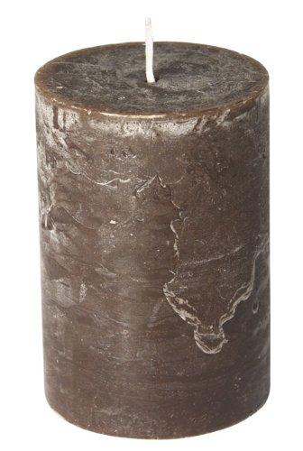 Rayher-31452546-Cirio: Frost aspecto, 7x 10cm, color marrón