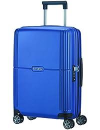 SAMSONITE Orfeo - Spinner 55/20 Equipaje de mano, 55 cm, 37 liters, Azul (Cobalt Blue)