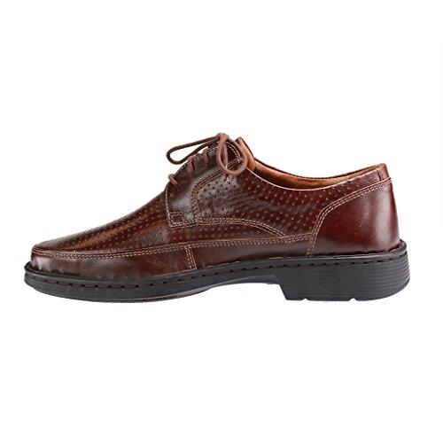 JOSEF SEIBEL - Bradford - Schuhe in K Weite Braun