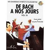 De Bach à nos jours Vol. 1B - Livre - Hervé / Pouillard