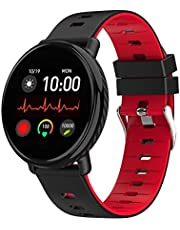 Gizmore Active GIZFIT Fitness Band 903 (Black Red)