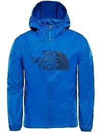 The North Face Flurry Wind Hdy SWEAT-shirts a capuche-boys (Abbigliamento sportivo) ragazzo, Ragazzo, FLURRY WIND HDY, blu, S