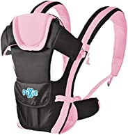 Pixie Pixie Baby Carrier-Pink/Black, Piece of 1