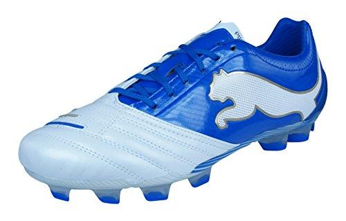 12 1 Herren FG Sportschuhe 102470 Fußball PowerCat Puma White EqOvRF