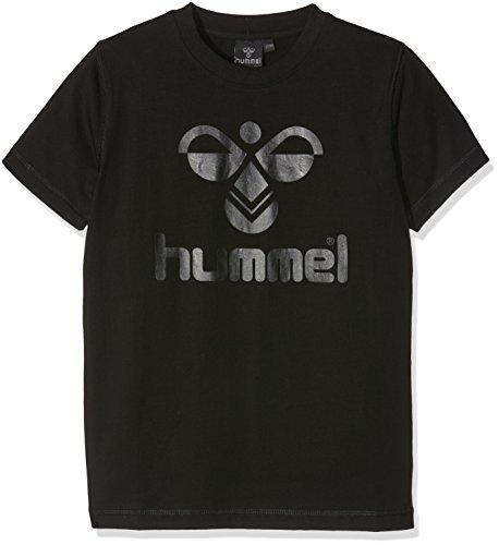hummel Jungen T-Shirt Classic Bee Tee Black, 8 -