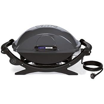weber q1400 dark gray elektrogrill 2200 watt garten. Black Bedroom Furniture Sets. Home Design Ideas