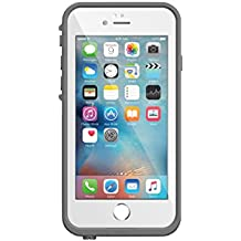 LifeProof Fre - Funda sumergible para Apple iPhone 6/6s, color blanco