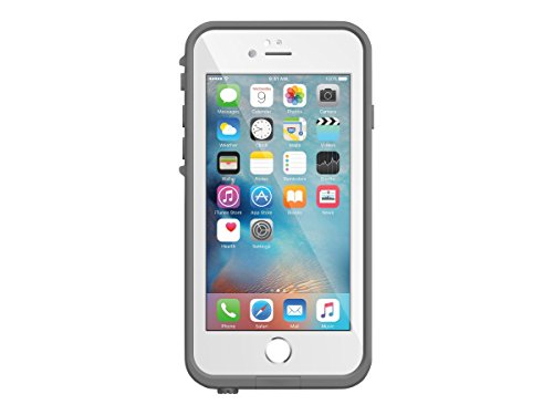 LifeProof 77-52564 Fre Custodia per Apple Iphone 6/6S, Bianco