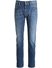 Armani Jeans Men's Jeans Slim Fit J45 Indigo UK 34