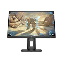 HP 24x 144Hz Full HD Gaming Monitor (1920 x 1080) NVIDIA G-Sync & AMD FreeSync compatible, 1ms Response time, built in speakers (1 DP, 1 HDMI)