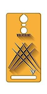 Vogueshell Wolverine Printed Symmetry PRO Series Hard Back Case for Lenovo K5 Note