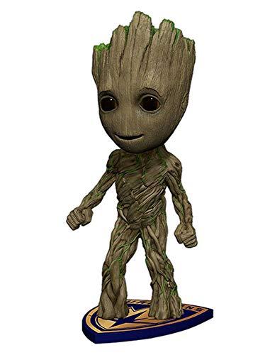 axy Marvel Comics - Head Knocker - Wackelkopf Figur Vol. 2 - Baby Groot ()