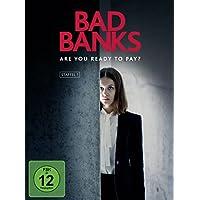 Bad Banks - Die komplette erste Staffel