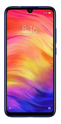 xiaomi redmi note 7 32gb cellulare, blu, android 9.0 (pie), dual sim