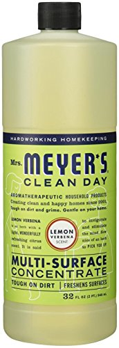 Mrs. Meyer's Clean Day Multi-Surface Concentrate - 32 oz - Lemon Verbana