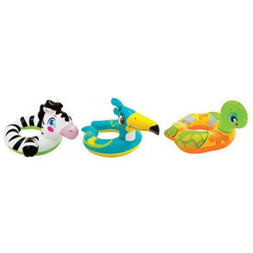Intex Animal Split Rings Assorted