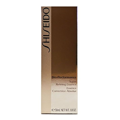 Shiseido Bio-Performance Super Refining Essence unisex, Gesichtsspray 50 ml, 1er Pack (1 x 50 ml) - Skin Renewal-system