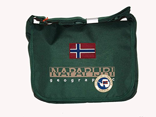Borsa North Cape Slg Small Messenger Napapijri MainApps Verde