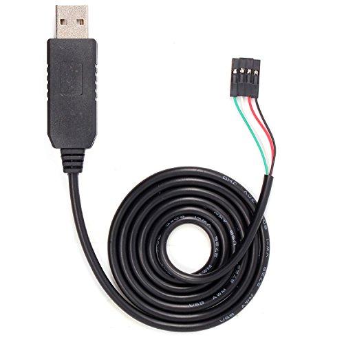 WINGONEER PL2303HX USB TTL UART RS232 COM Cavo per modulo convertitore