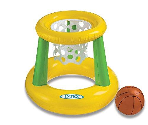 Preisvergleich Produktbild aufblasbarer Basketball Korb mit Ball 67x55cm
